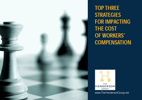 Top Three Strategies - Workers' Compensation